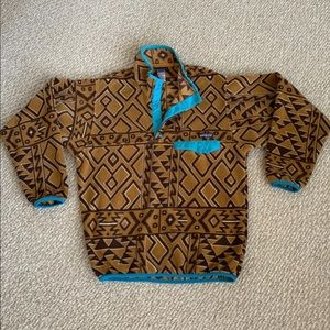 Rare Patagonia Snap T pullover
